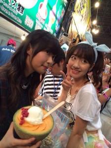 Yukirin & Sasshi1